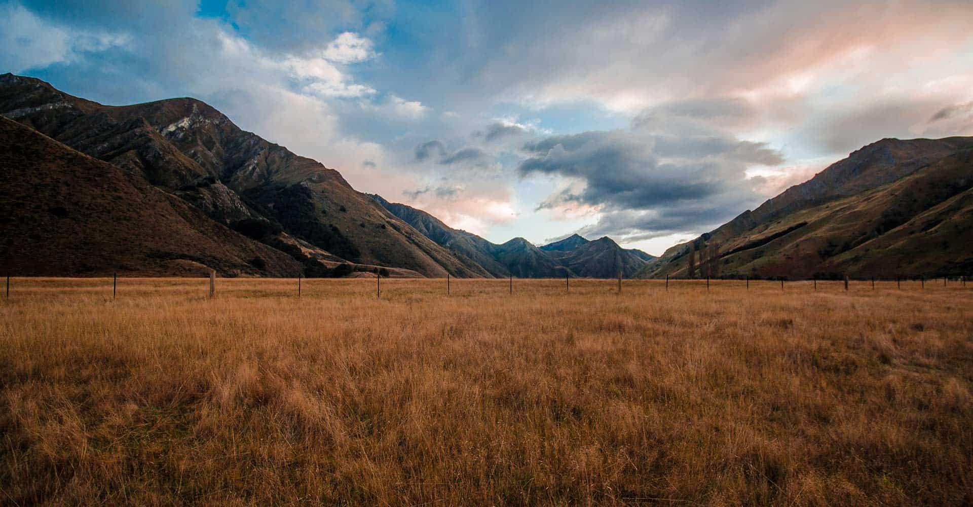 Rural Landscape Conexon Fiber
