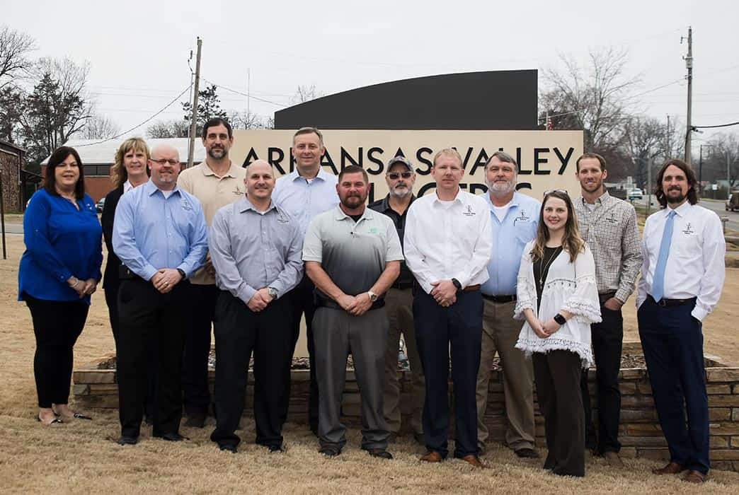 Arkansas Valley Electric WAVE Team