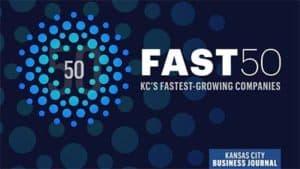 Kansas City Fast50 growing companies