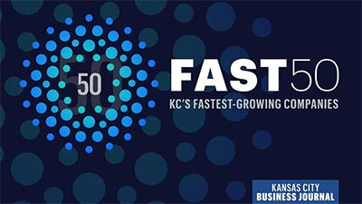 Fast50 - Kansas City's fastest growing companies